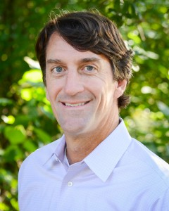 Photo of head of school at Trinity Episcopal School